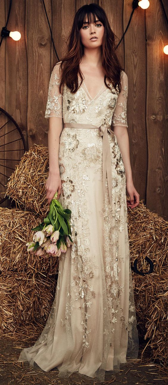 10 More Jenny Packham Wedding Gowns That Will Steal The Show ...