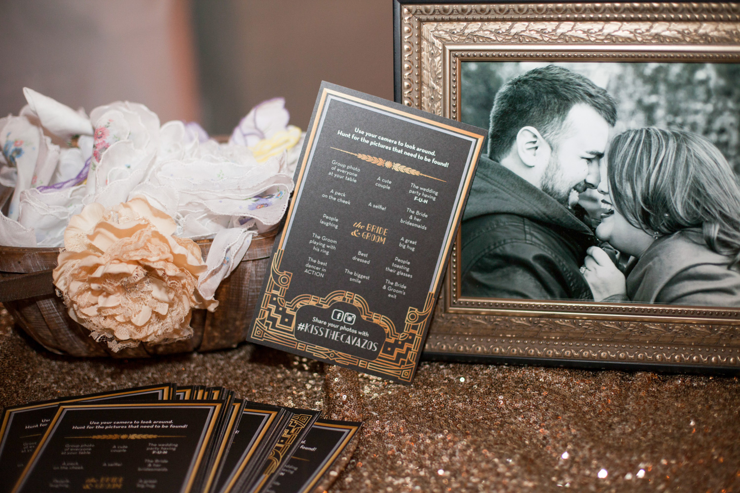 Timeless Hollywood Glamour Wedding in Dripping Springs, TX