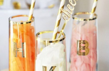 8 Gold Bridal Party Gifts That Really Pop