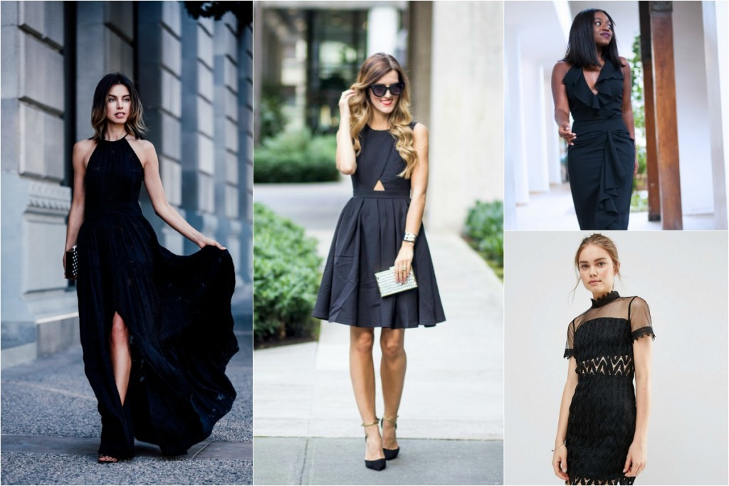 15 Pretty Perfect Black Wedding Guest Outfits Bridalpulse