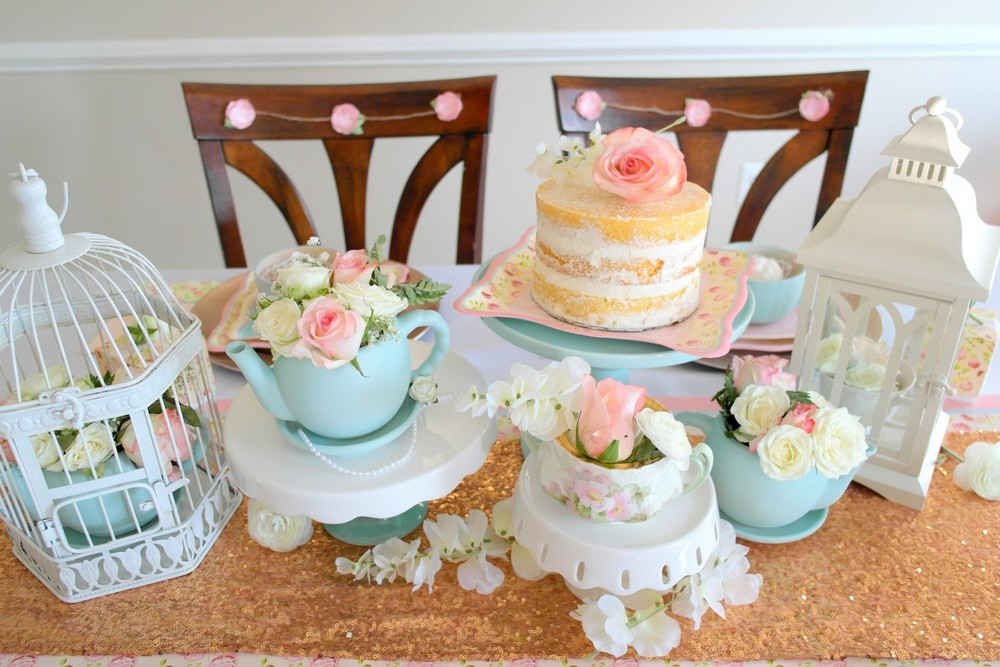 bridalpulse 5 top bridal shower themes tea party decor from oriental trading co