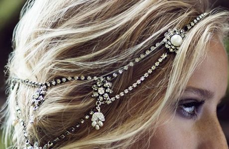 Top off Your Bridal Look With One of These Stunning Crystal Hair Accessories