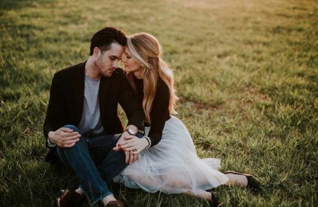 Rustic Tennessee Engagement Session