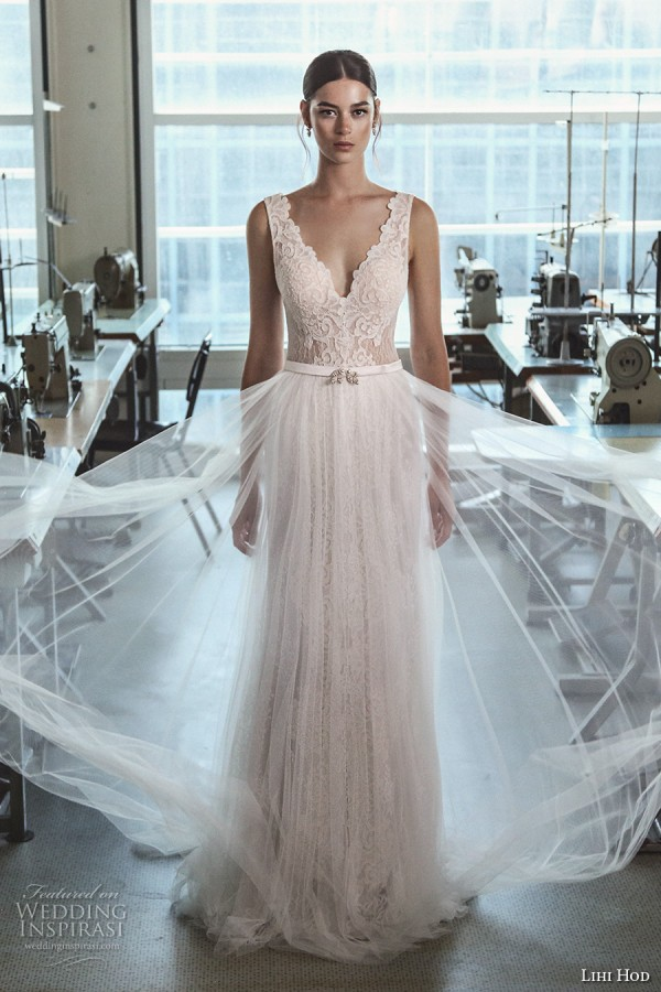 Lihi Hod 2017 Wedding Dresses - BridalPulse