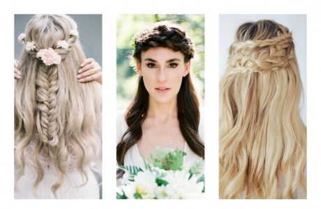 15 Pretty Perfect Braided Bridal Hairstyles