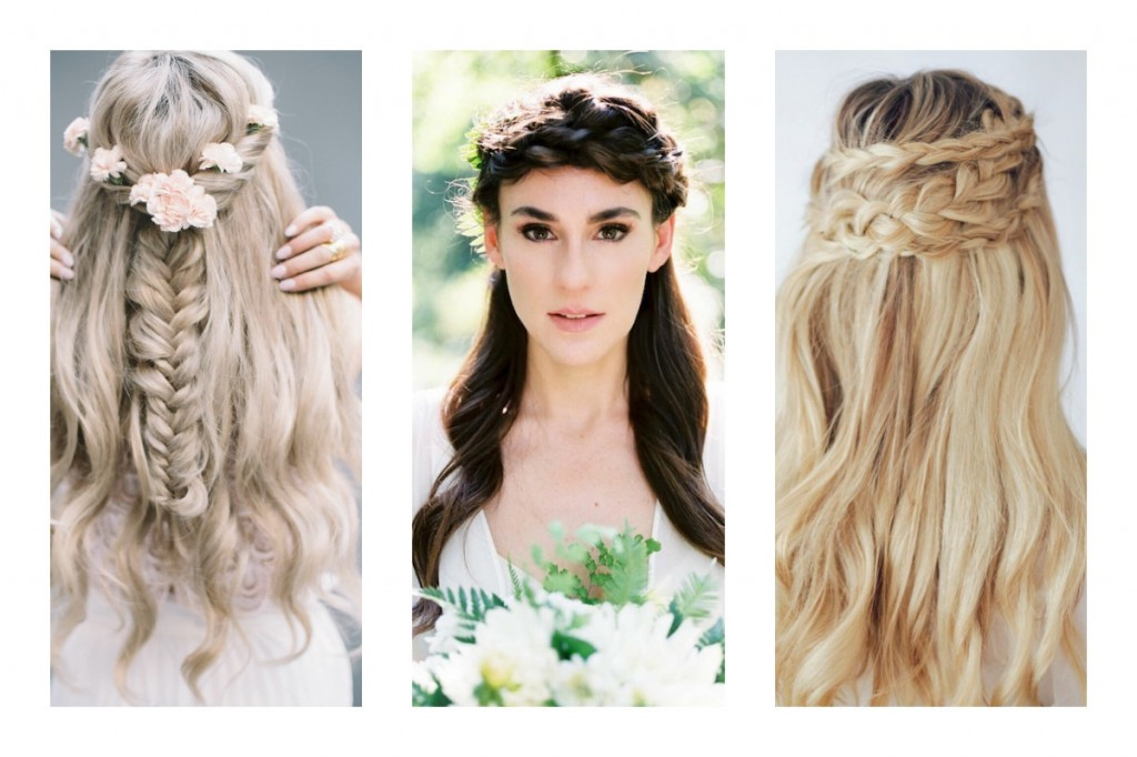 Wedding Hair 15 Pretty Perfect Braided Bridal Hairstyles