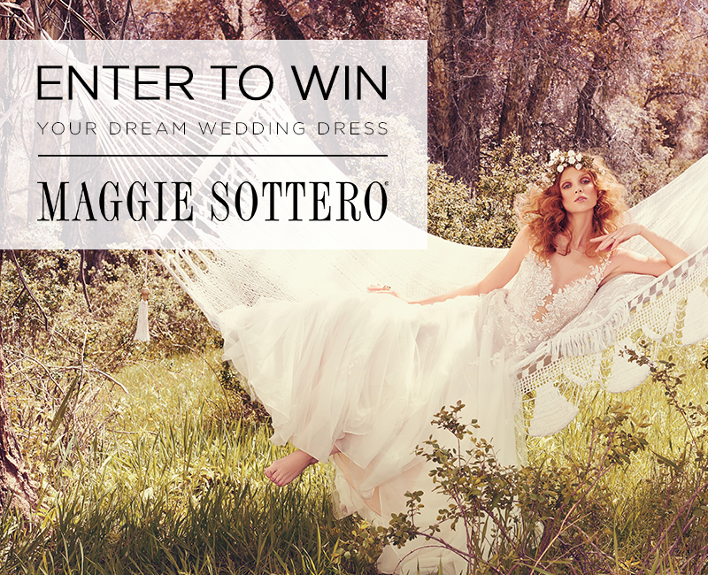 Bridal Pulse Maggie Sottero Giveaway