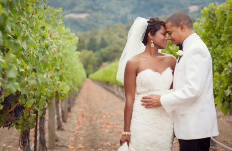 Gorgeous Napa Valley Wedding