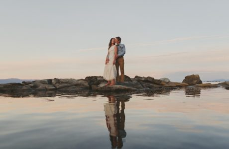 Jakub and Jane's B.C. Wilderness Elopement