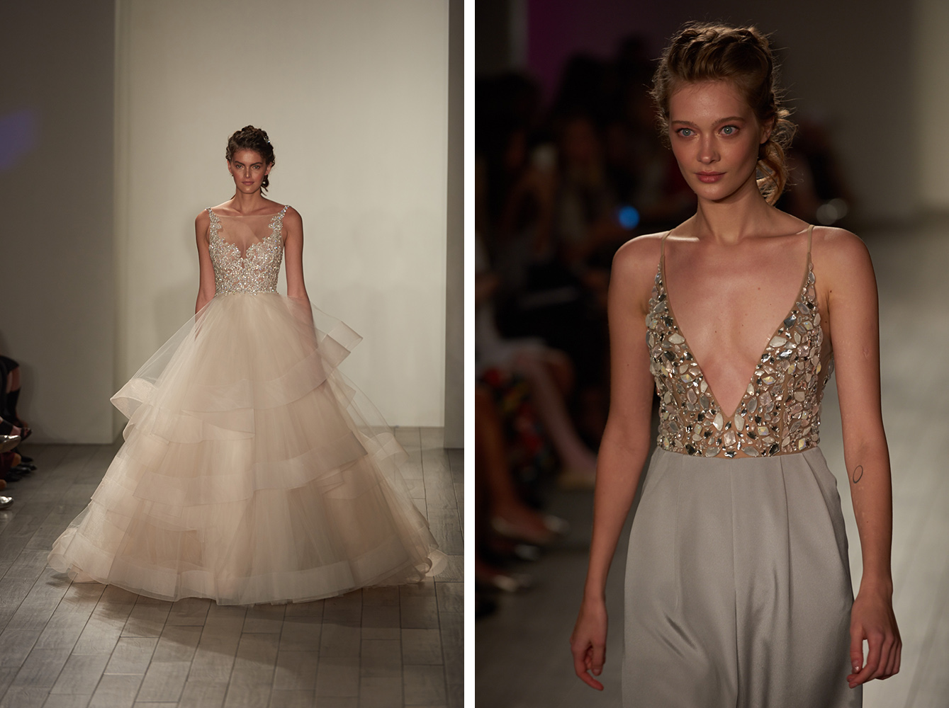 Spring Wedding Dress Trend More Glitter