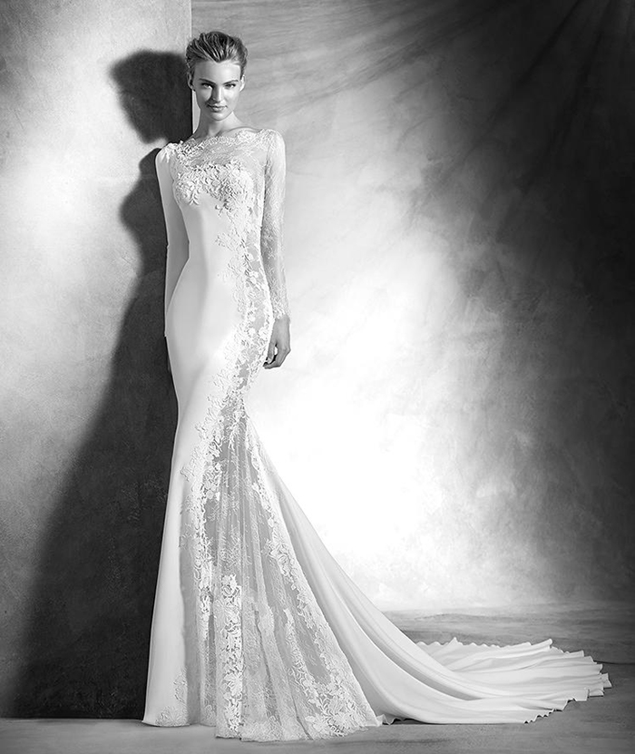Wedding Gown Fabric Guide: The Easy-to-Understand Guide To Wedding Dress Fabrics