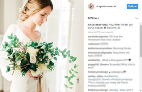 15 Must-Follow Floral Designers on Instagram