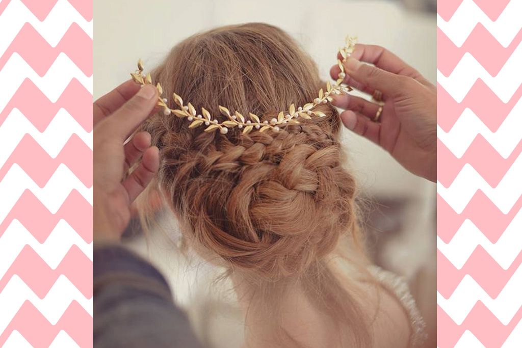 Wedding Day Braids That Aren't Boring