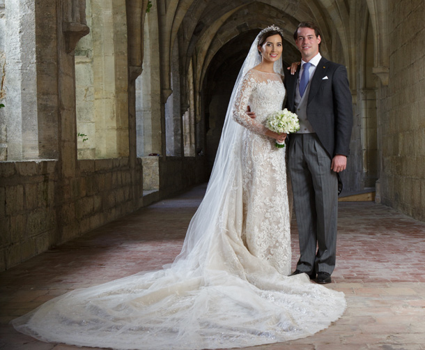 25 REAL LIFE PRINCESS STUNNING ROYAL WEDDING GOWNS