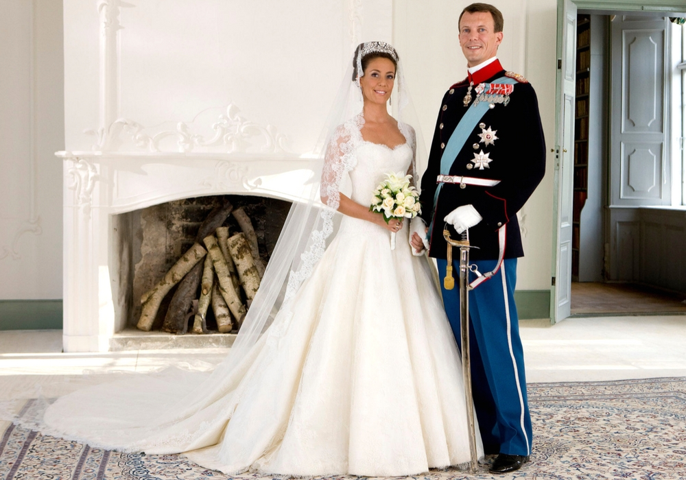 Real Royal Weddings: 24 Real Life Princess' Stunning Royal Wedding Gowns