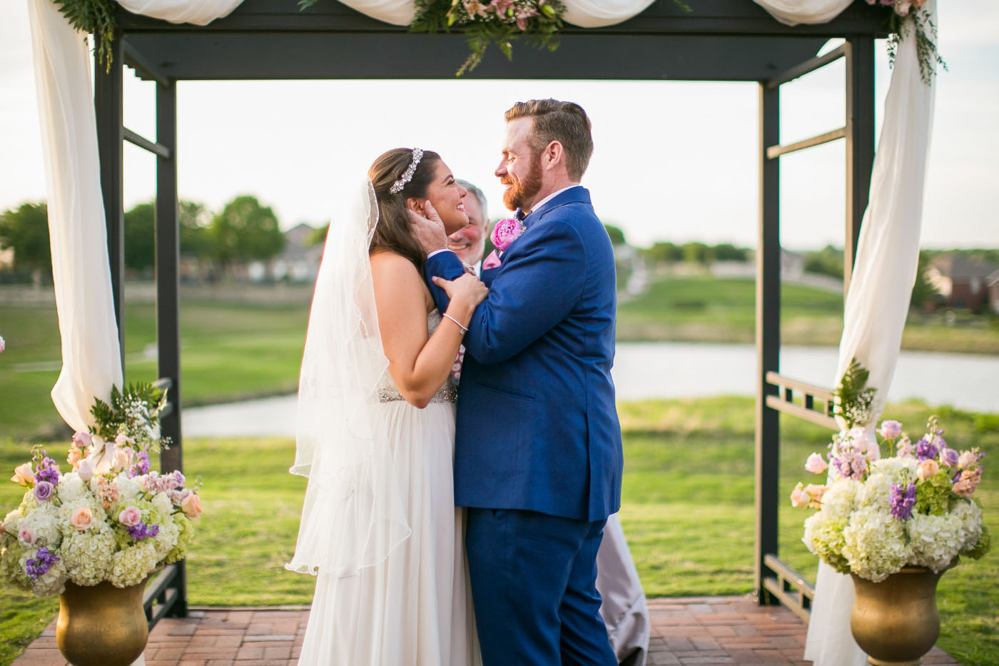 Outdoor Texas Real Wedding