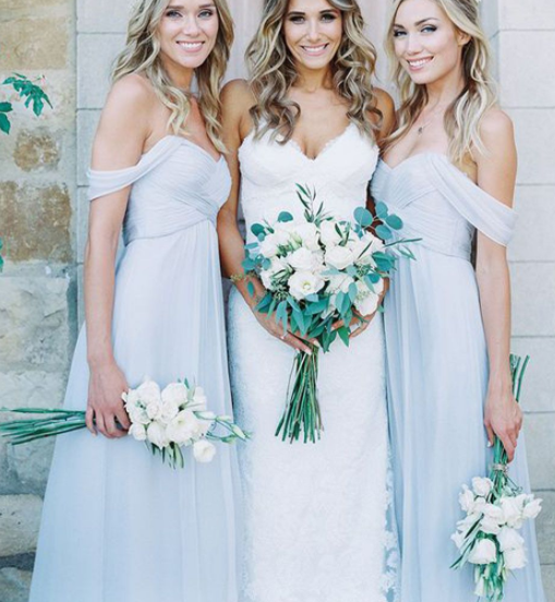 ef93c75b3052 These Are The Top Bridesmaids Dresses On Pinterest - BridalPulse