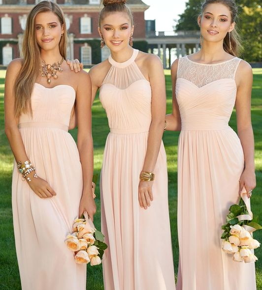 Simple Wedding Dresses Pinterest: These Are The Top Bridesmaids Dresses On Pinterest