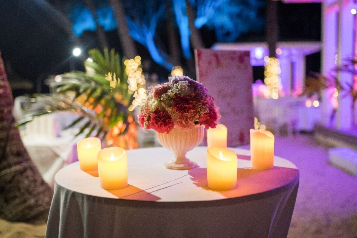 This mauritius real wedding is an island dream come true bridalpulse mauritius real wedding junglespirit Gallery