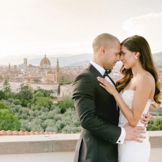 BridalPulse – Dreamy Italian Real Wedding | Follow @BridalPulse for more wedding inspiration!