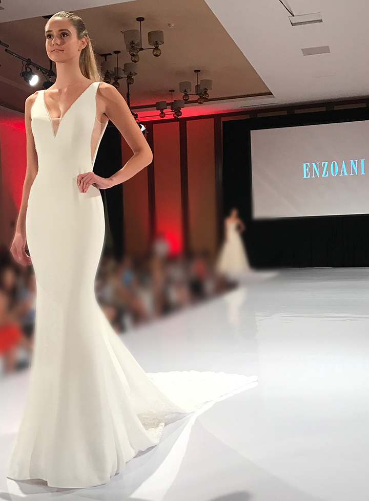 2307fc726f1 Enzoani Heads to Mexico to Debut Its Latest Collection - BridalPulse