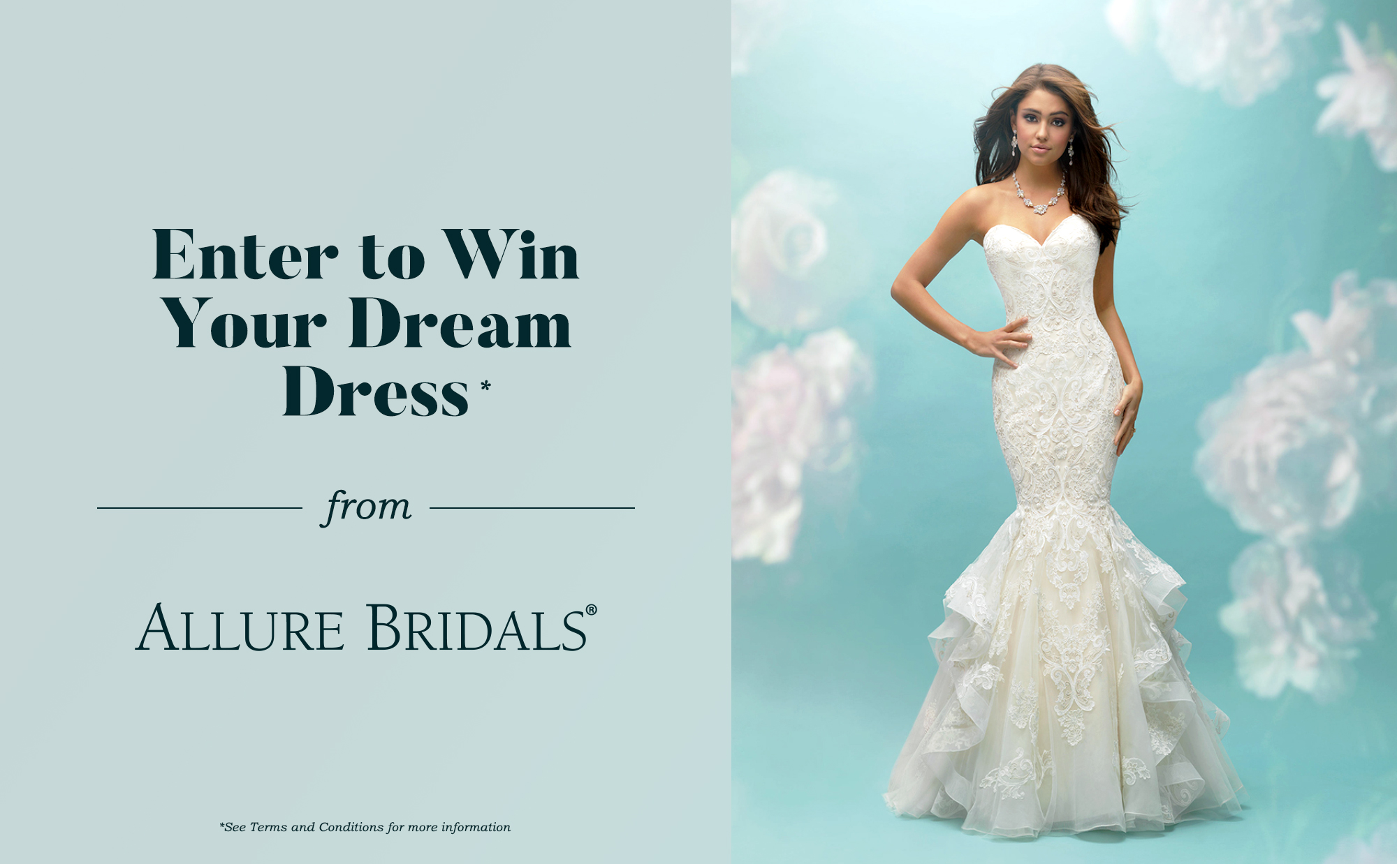 Enter to Win a Wedding Dress from Allure Bridals! - BridalPulse
