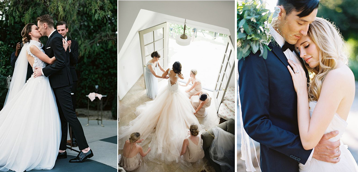 BridalPulse: From One Bride-to-Be to the Next: The Pinterest Boards to Follow to Plan Your Dream Wedding | Photography By: Once Wed | Follow @BridalPulse for more wedding inspiration