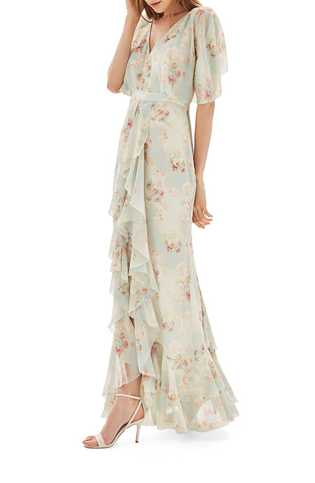 3b1122cca51 BridalPulse- Groundbreaking Floral Bridesmaids Dresses to Wear This Wedding  Season and Beyond