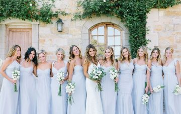 e61f2645568 Groundbreaking Floral Bridesmaids Dresses to Wear Beyond The Big Day ...