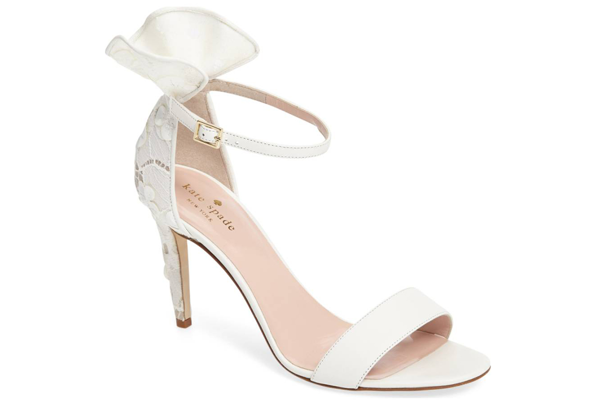 Bridal Pulse: 10 Bridal Shoes to Wear Down the Aisle | Photo via: Nordstrom | Follow @bridalpulse for more wedding inspiration!