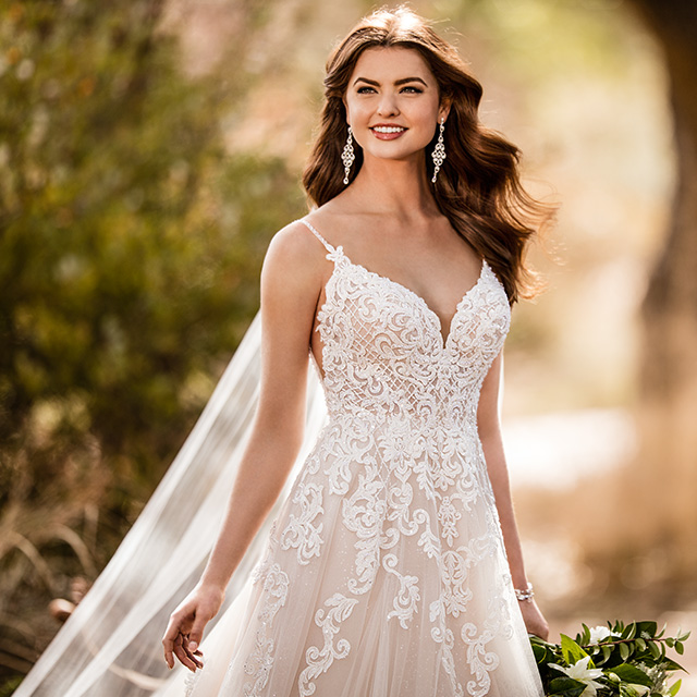 73bf771002 Essense of Australia Fall 2017 Wedding Dresses - BridalPulse