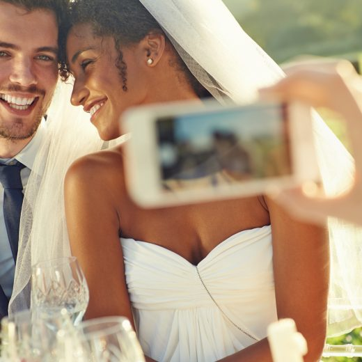 BridalPulse: The 7 Most Important Things When Creating a Wedding Hashtag | Follow @bridalpulse for more wedding inspiration!