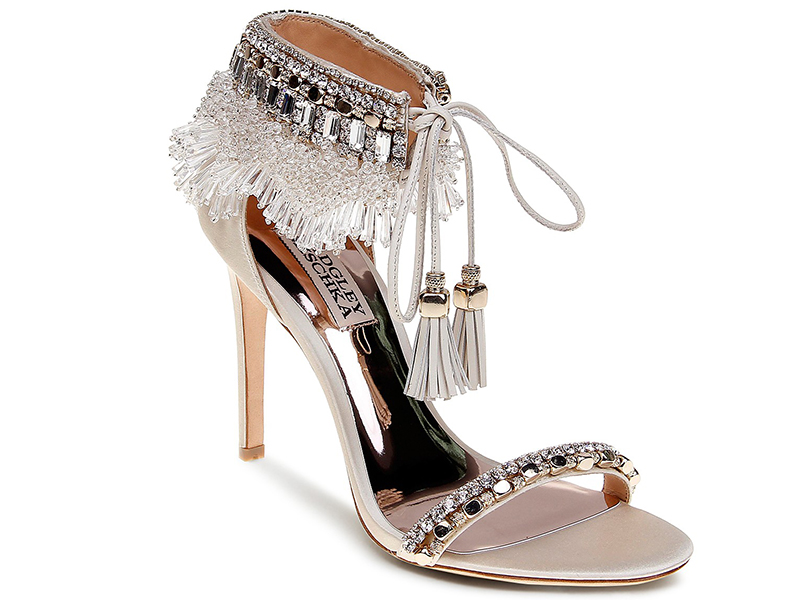 The Best Shoes to Wear With Your High-Low Wedding Dress - BridalPulse