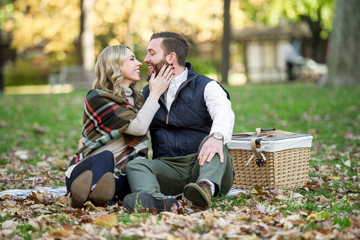 BridalPulse: Real Proposal Story: Kimberely & Brian | Photo: George Street Photo & Video | Follow @BridalPulse for more wedding inspiration!