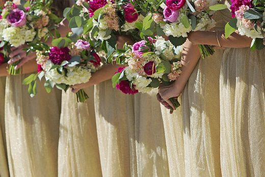 BridalPulse: The Unexpected Places to Shop for Bridesmaids Dresses | Photo: iStock | Follow @bridalpulse for more wedding inspiration!