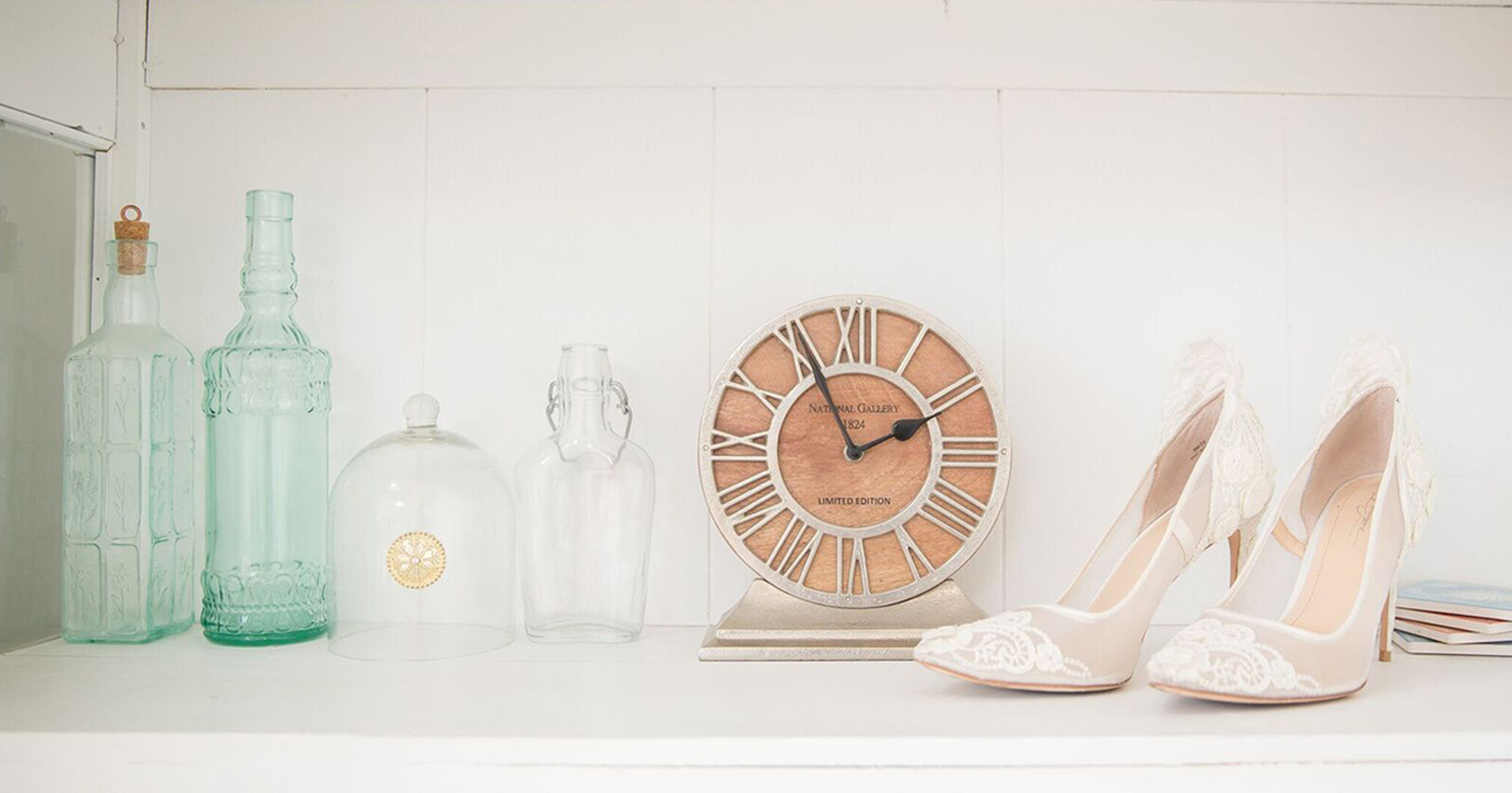BridalPulse The Best Shoes To Wear With Your High Low Wedding Dress