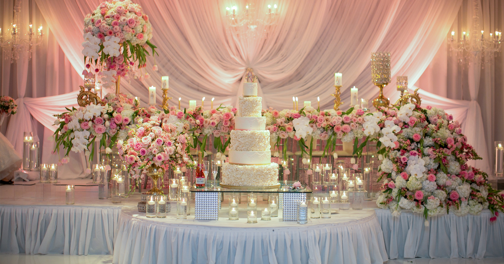 From One Bride-to-Be to the Next: The Four Things To Consider Before Making Your Own Wedding Centerpieces - BridalPulse
