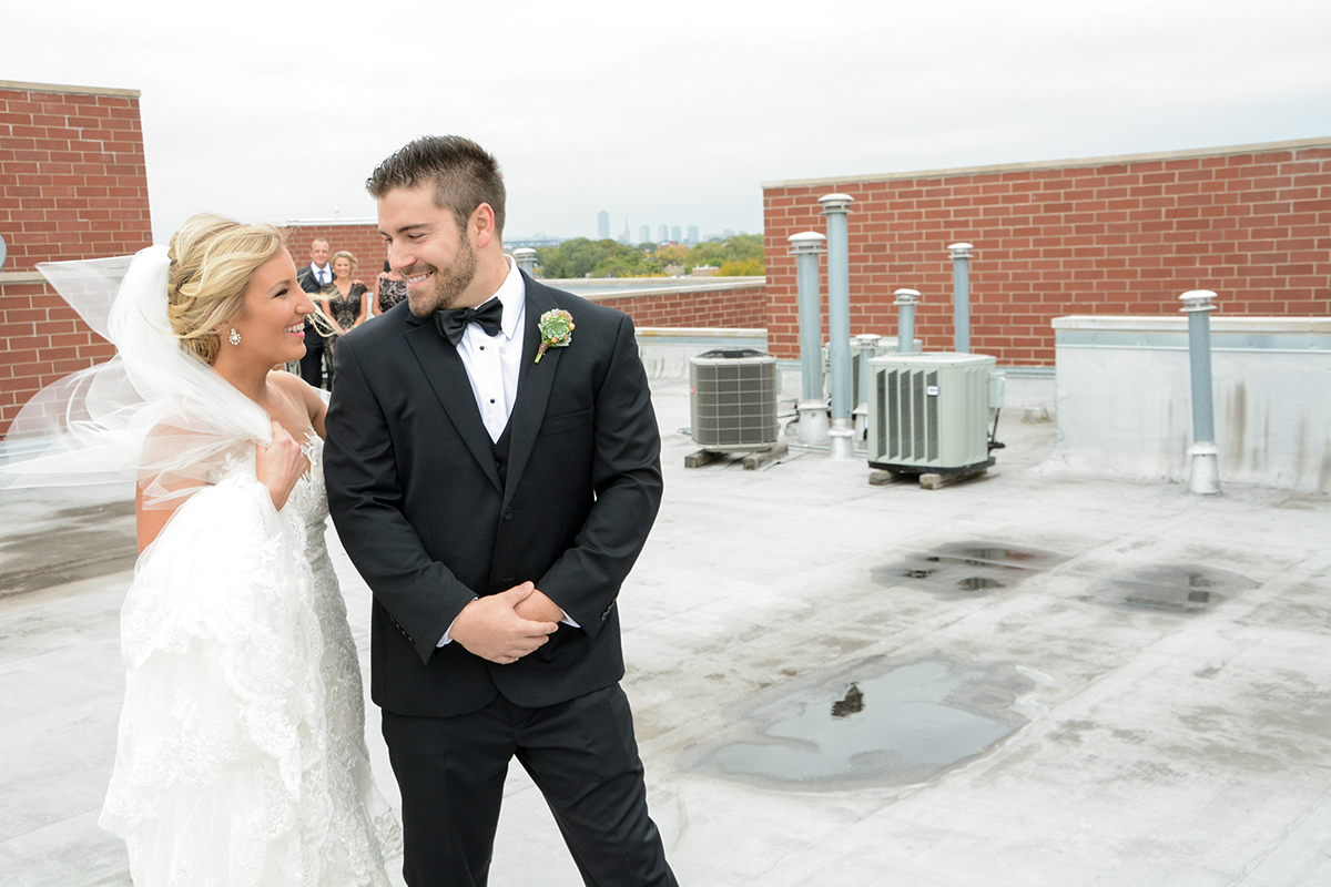 BridalPulse: Real Wedding: Amanda & Jarrett, Chicago Wedding | Photo: George Street Photo & Video | Follow @bridalpulse for more wedding inspiration!