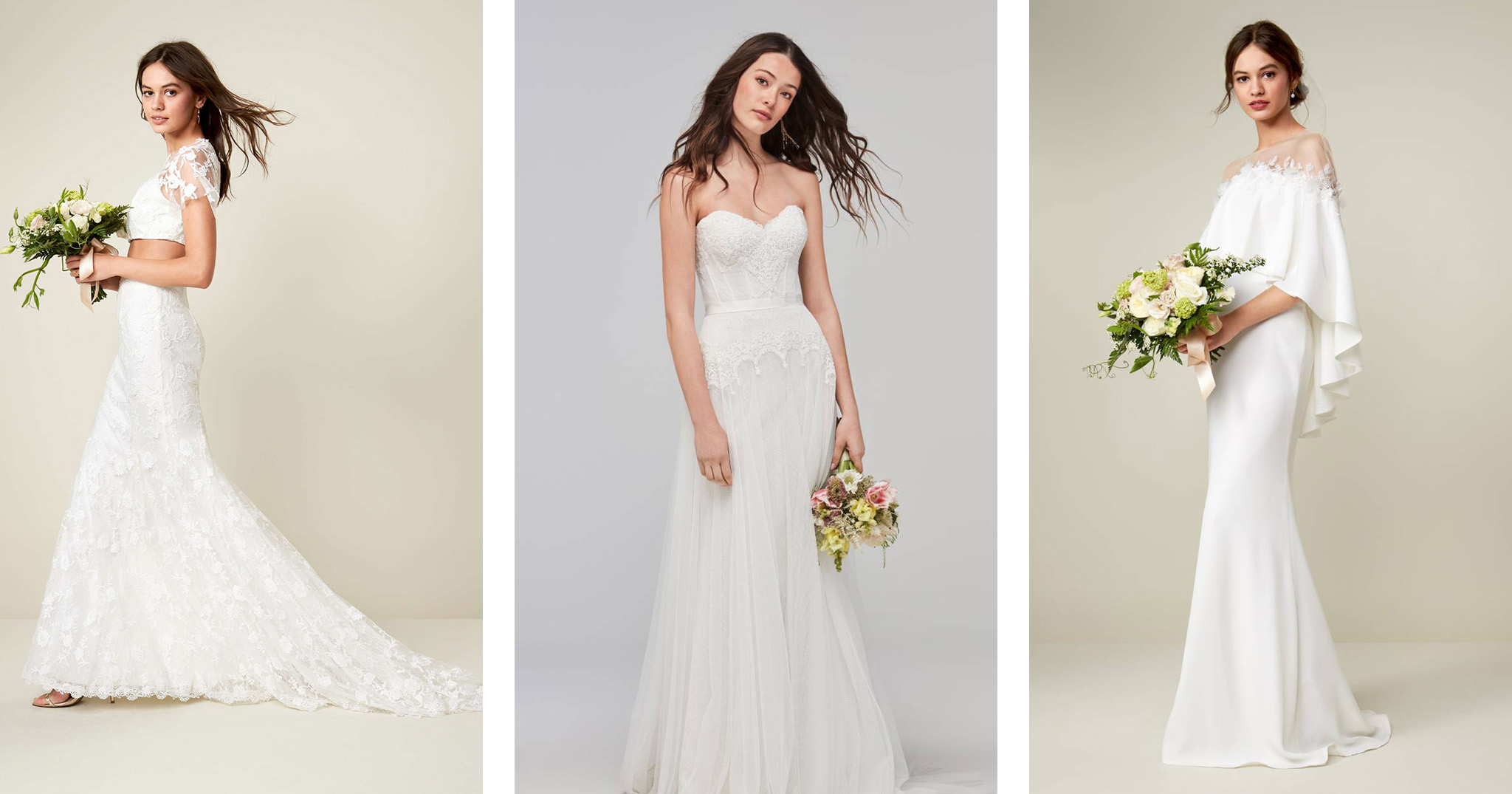 Ten Dresses From Nordstrom's Wedding Suite That Are All Under $1,200 - BridalPulse