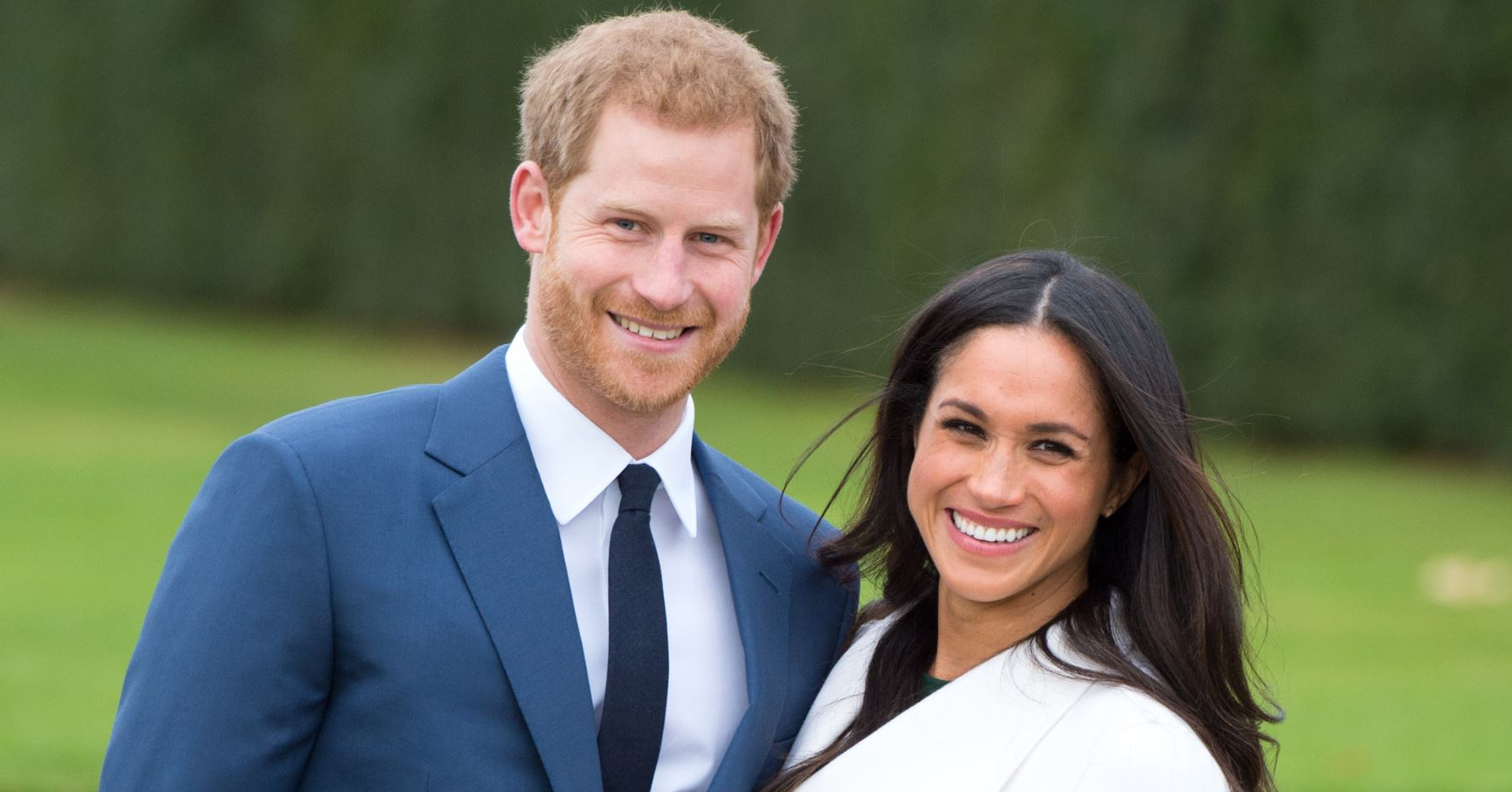 BridalPulse: Prince Harry and Meghan Markle's Engagement and Wedding Details Revealed | Photo: Splash News | Follow @bridalpulse for more wedding inspiration!