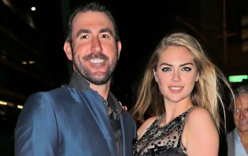 BridalPulse: Kate Upton Marries MLB Star Justin Verlander In a Romantic Italian Wedding | Photo: Splash News | Follow @bridalpulse for more wedding inspiration!