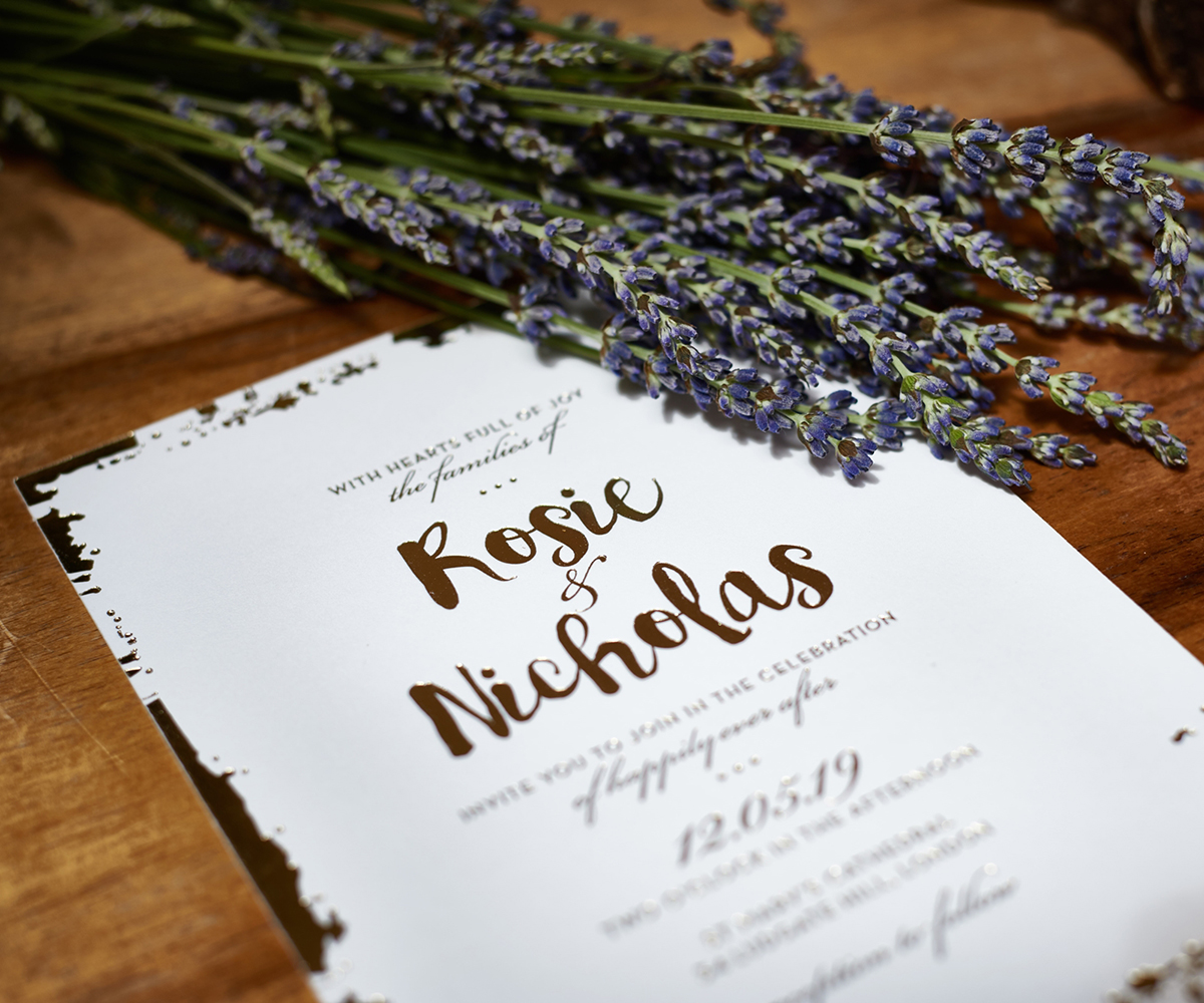 B Wedding Invitations Inspirational Styled Shoot Is Every Brides-to ...