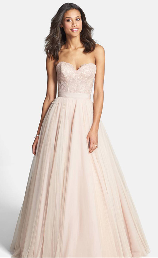 Ten Dresses From Nordstrom\'s Wedding Suite That Are All Under $1,200 ...