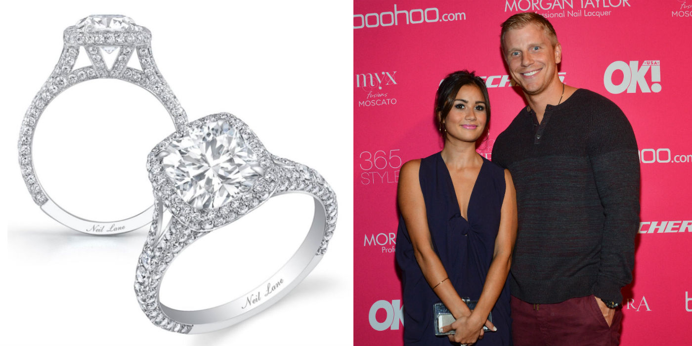 Best Engagement Rings The Bachelor