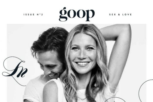 Why Gwyneth Paltrow Is Giving Love Another Go