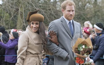 Meghan Markle Walk Down the Aisle