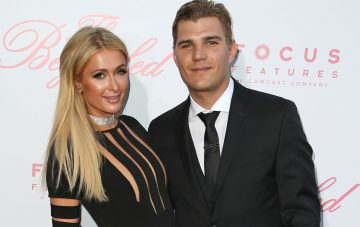 Paris Hilton Engaged