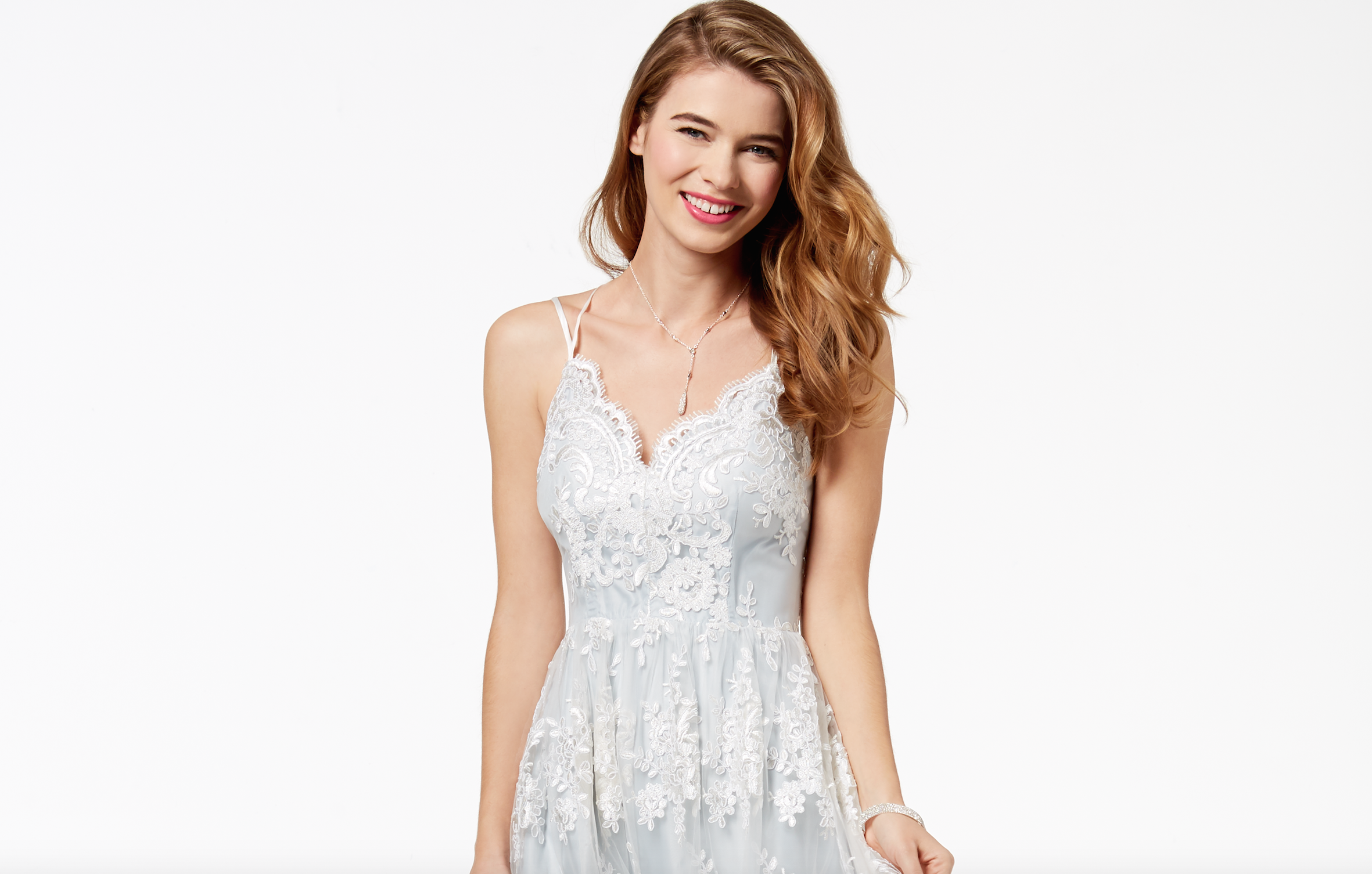 Say Yes To The Prom Debuts New Line Of Prom Dresses At Macys