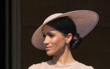 duchess of sussex meghan markle learns royal protocol