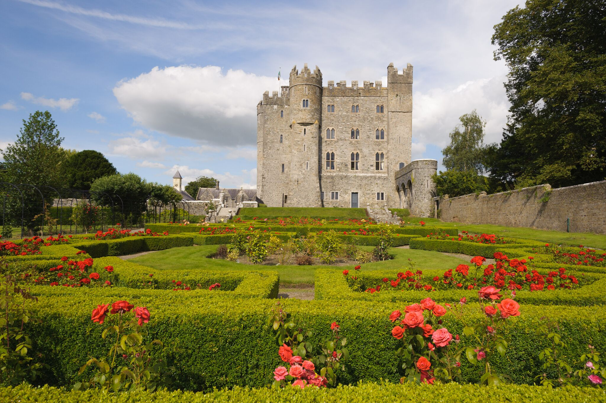 real life castles to get married in